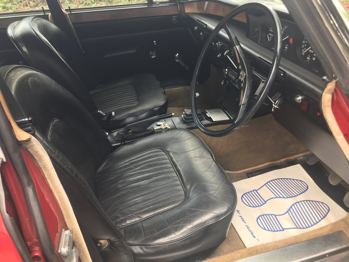 1977 ROVER 2200 TC  Wanted (picture 5 of 6)