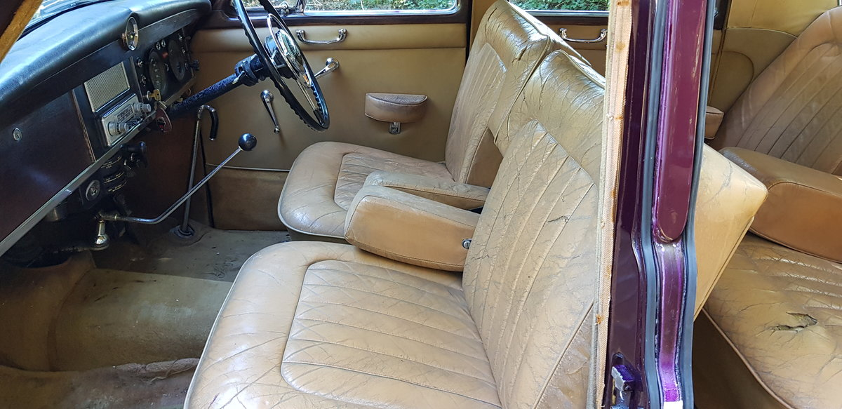1963 Very attractive Rover p4 110 For Sale (picture 4 of 6)