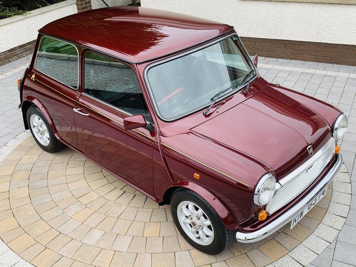 1990 Austin/Rover Mini 30 LE SOLD (picture 1 of 6)