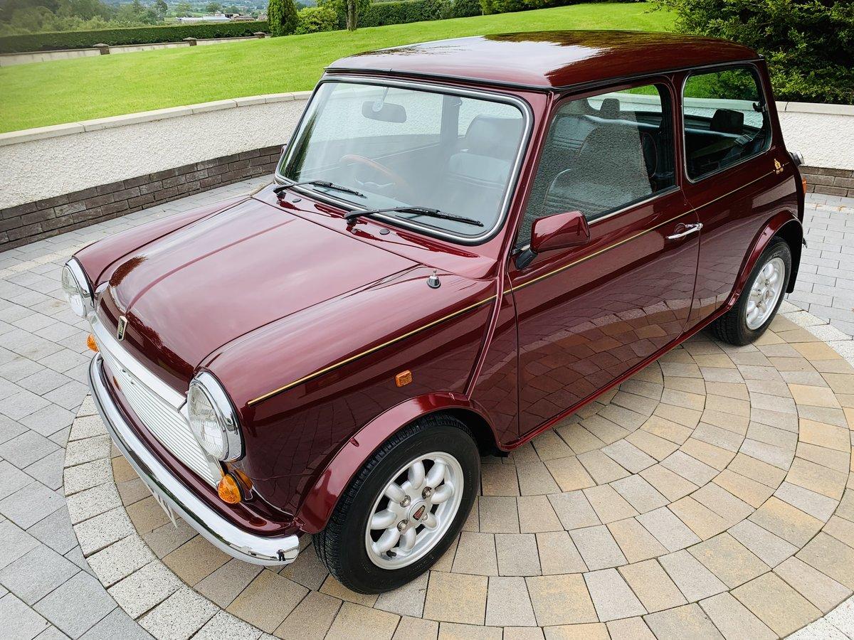 1990 Austin/Rover Mini 30 LE SOLD (picture 2 of 6)