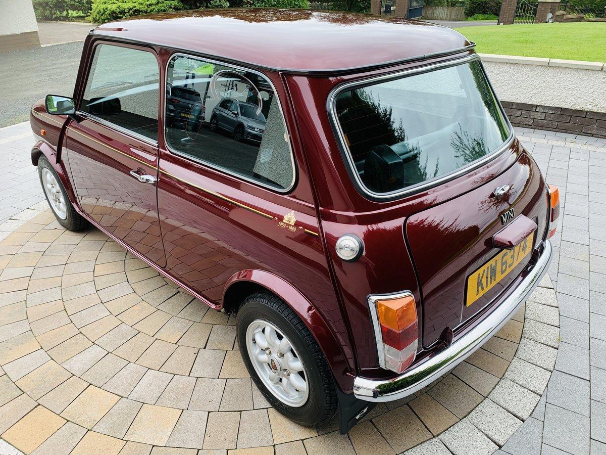 1990 Austin/Rover Mini 30 LE SOLD (picture 3 of 6)