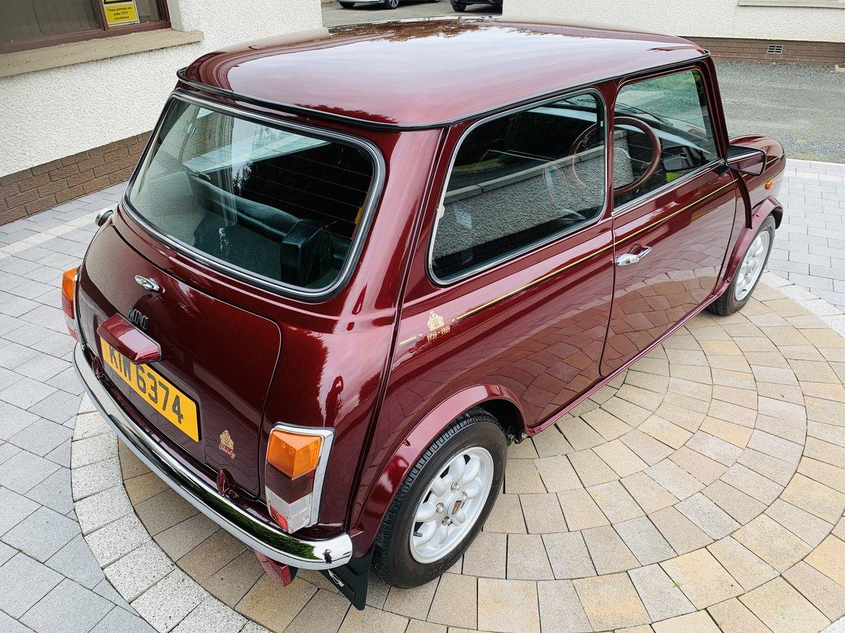 1990 Austin/Rover Mini 30 LE SOLD (picture 4 of 6)