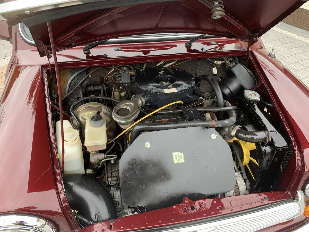 1990 Austin/Rover Mini 30 LE SOLD (picture 6 of 6)