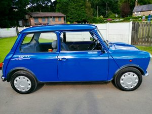 Rover Mini Sprite 1300 coupe