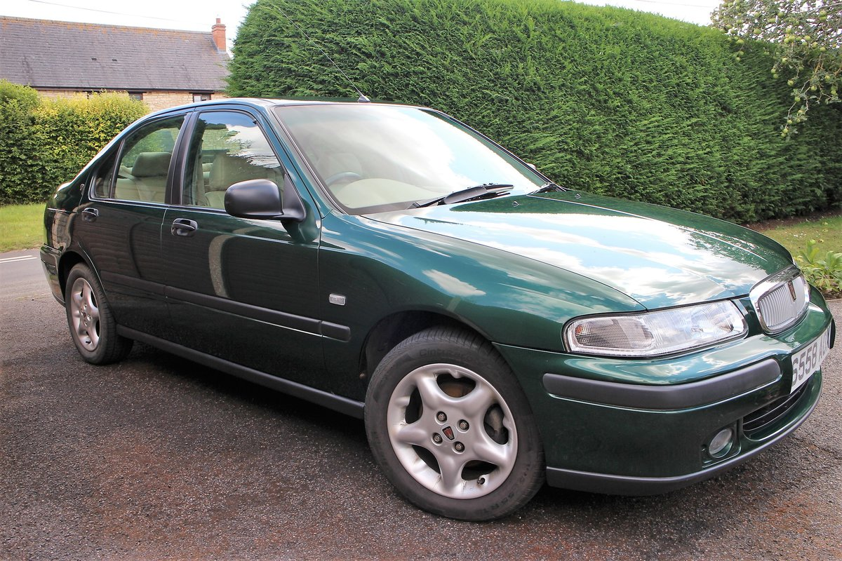 1999 Rover 400 GSI 4dr Saloon For Sale (picture 2 of 6)