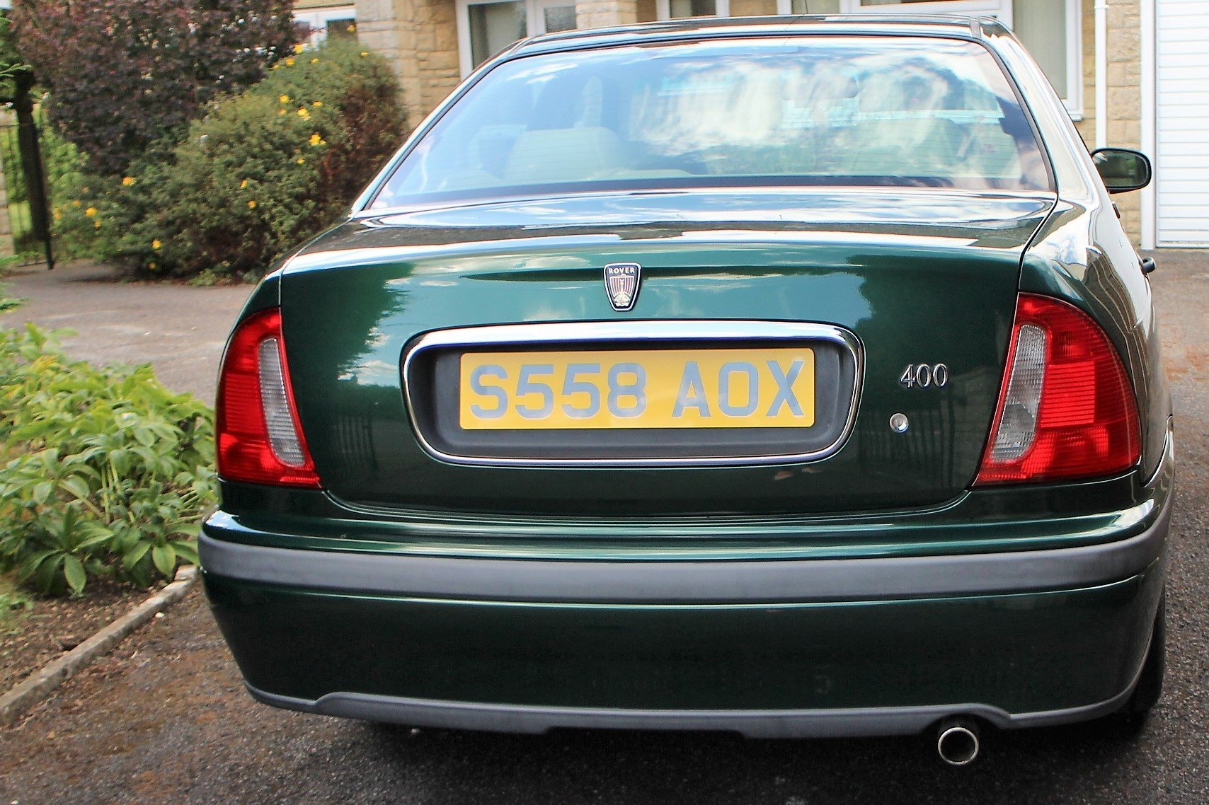 1999 Rover 400 GSI 4dr Saloon For Sale (picture 6 of 6)