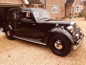 1939 Lovely unmolested Rover 12