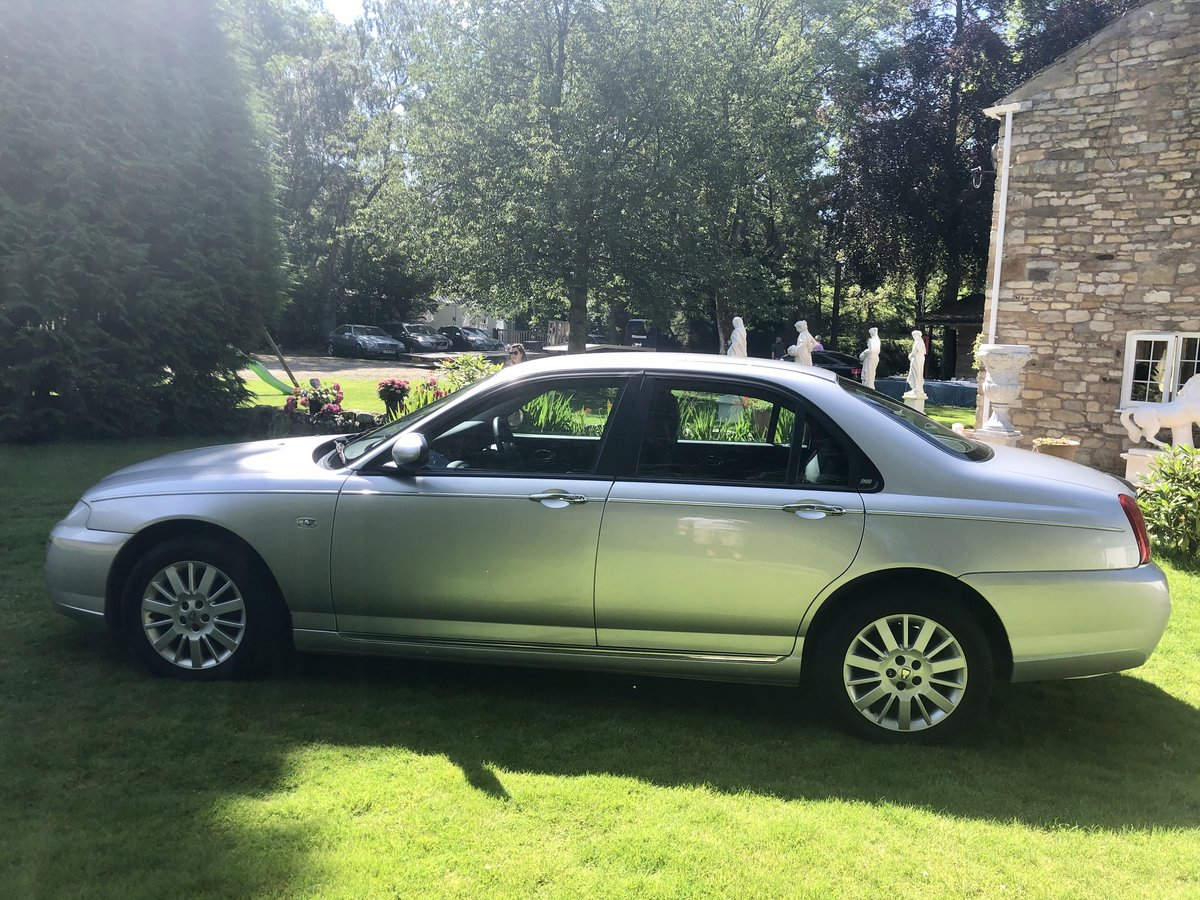 2005 STUNNING ROVER 75 2.0cdti AUTO CONTEMPORARY 11,000 Miles  For Sale (picture 3 of 6)
