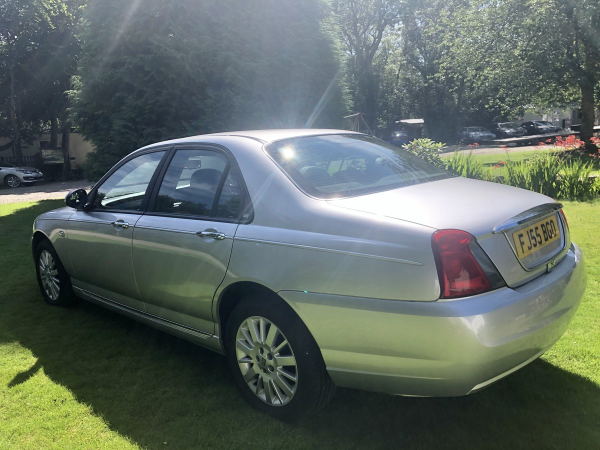 2005 STUNNING ROVER 75 2.0cdti AUTO CONTEMPORARY 11,000 Miles  For Sale (picture 4 of 6)