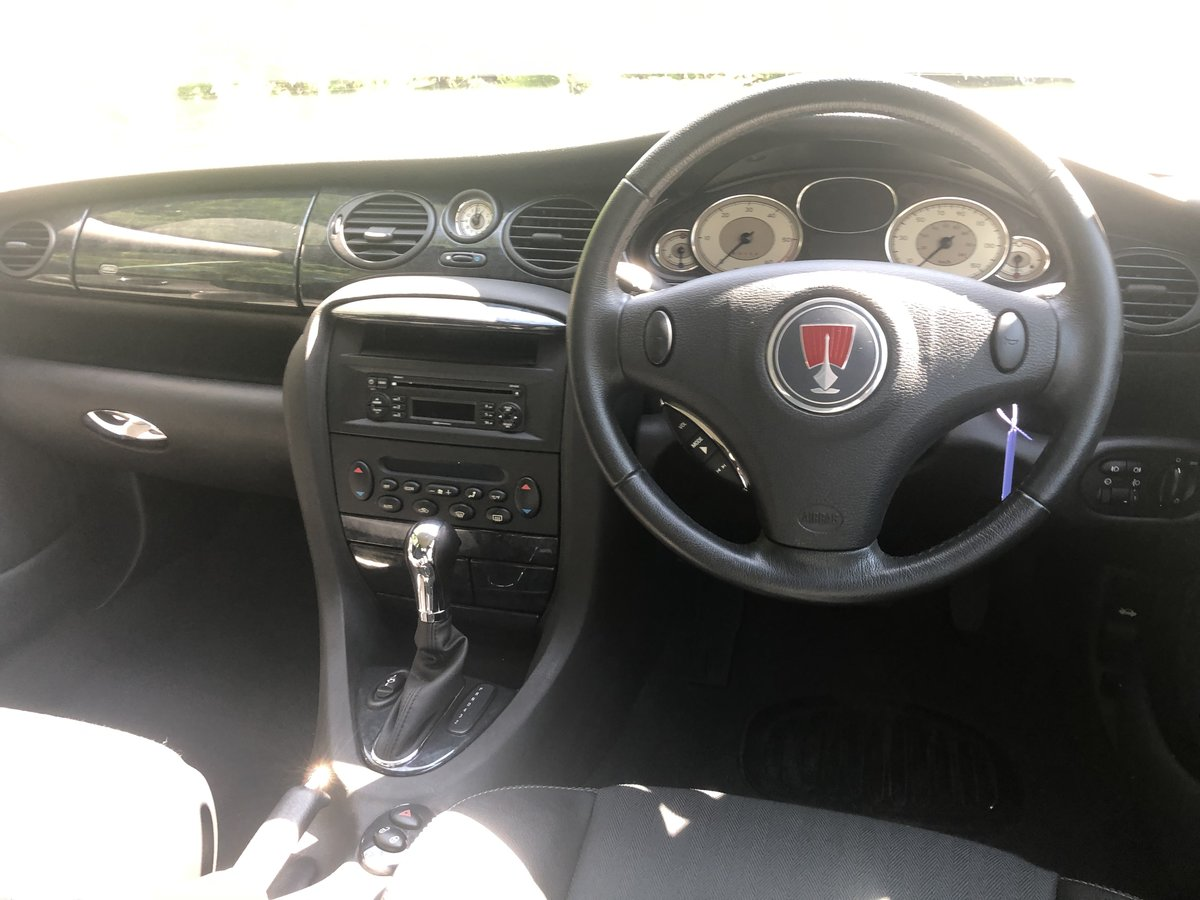 2005 STUNNING ROVER 75 2.0cdti AUTO CONTEMPORARY 11,000 Miles  For Sale (picture 6 of 6)