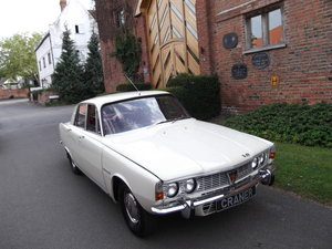 1969 Rover P6 3.5 For Sale