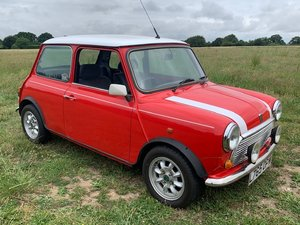 1993 Rover Mini Mayfair at ACA 22nd August For Sale