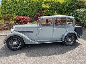 1936 Rover 10 saloon