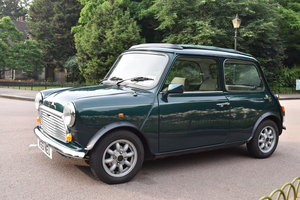 Mini british open classic, low mileage 1275cc