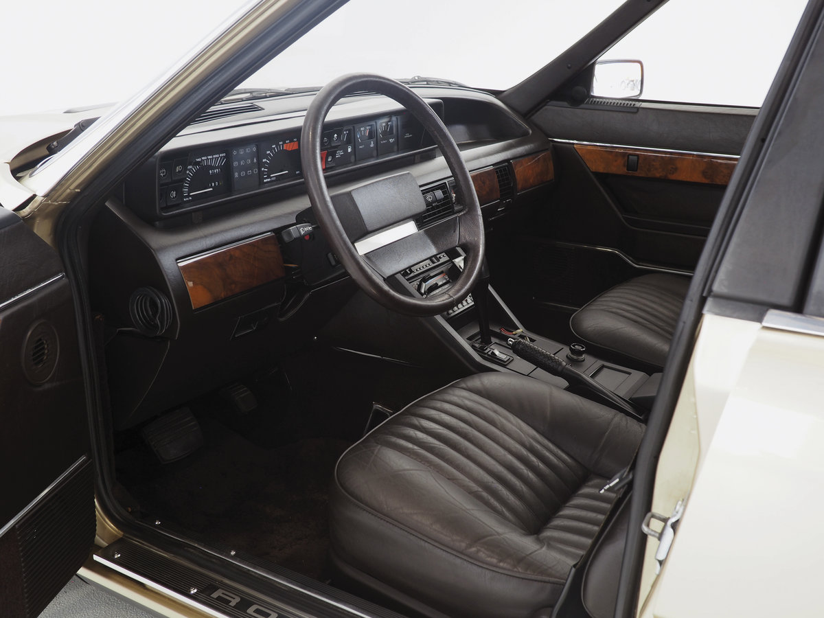 1982 Rover 3500 Vanden Plas (no reserve) For Sale by Auction (picture 6 of 6)