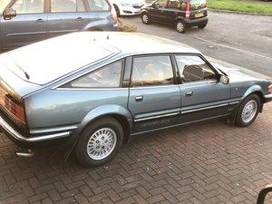 Rover SD1 2600 Vanden Plas Auto YEARS MOT