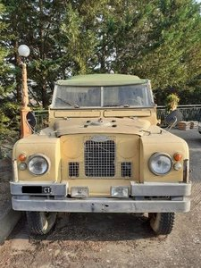 Picture of 1973 Landi for sale with low kilometers, all docuements For Sale