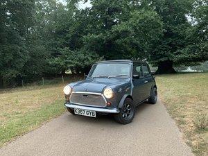 Rover Mini Neon