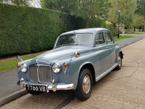 Picture of 1963 ROVER 110