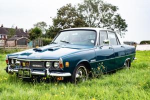 Rover P6 3500s NADA
