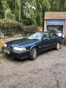 1993 Rover 820 SLi For Project, Low Mileage