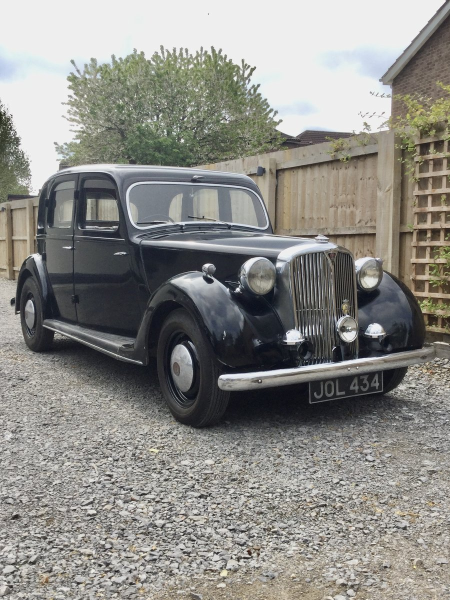 1948 Rover 75 P3 For Sale (picture 1 of 6)