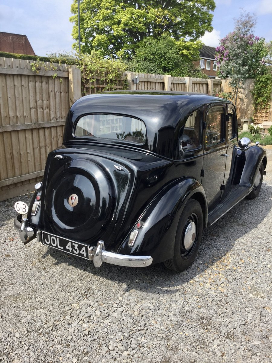1948 Rover 75 P3 For Sale (picture 2 of 6)