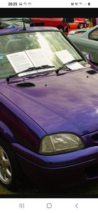 Picture of 1997 Price reduction very very rare Rover 114 Cabriolet