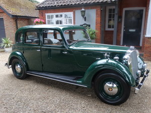 Picture of 1947 ROVER 16 SIX LIGHT SALOON For Sale