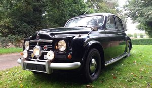 1951 Rover P4 75 Cyclops (2 recorded keepers from new)