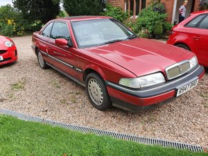 1998 Rover 825 Sterling 2 door Coupe Auto