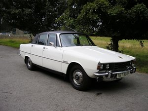 1976 ROVER P6 V8 3500 AUTO 22,350 miles from new