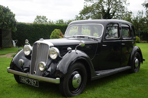 1946 P2 ROVER 16 - ULTRA ORIGINAL, LOVELY WITH STRAIGHT-6! SOLD