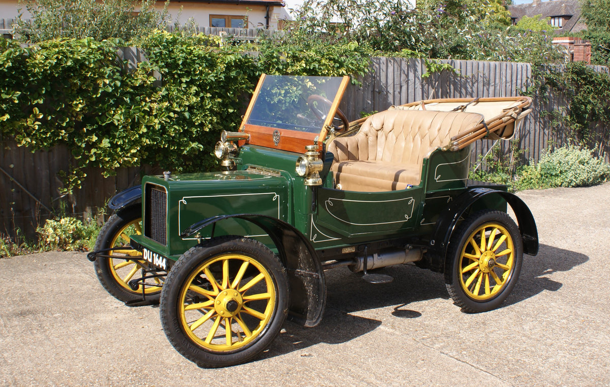 1907 Rover 6 2 Seater For Sale (picture 1 of 6)