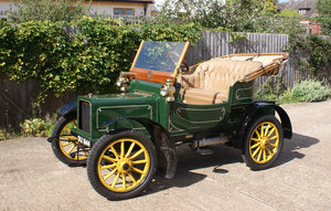 1907 Rover 6 2 Seater