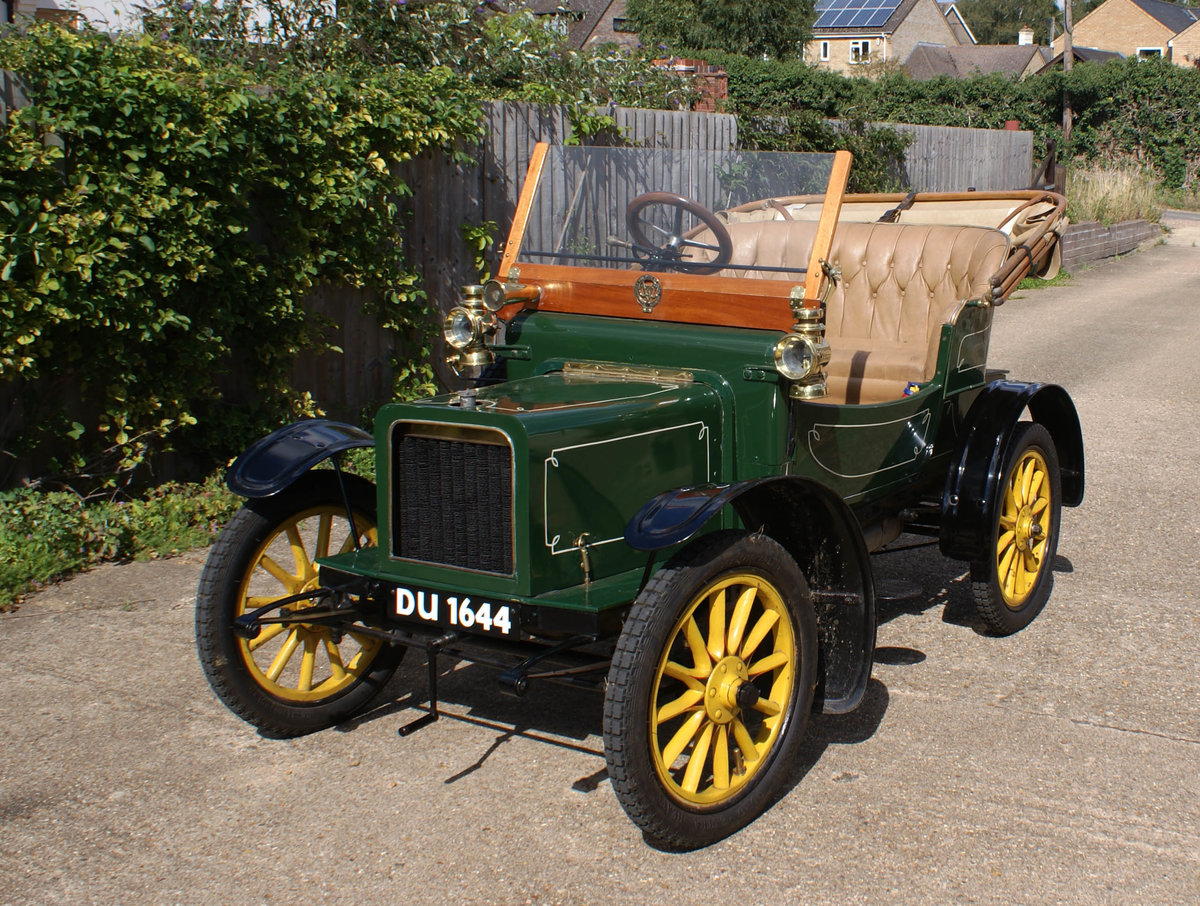 1907 Rover 6 2 Seater For Sale (picture 2 of 6)