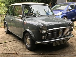 Rover Mini Mayfair 1990 - To be auctioned 30-10-20 For Sale by Auction