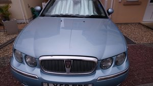 Very well looked after Rover 75