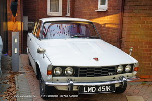 Rover P6 2000TC lovely