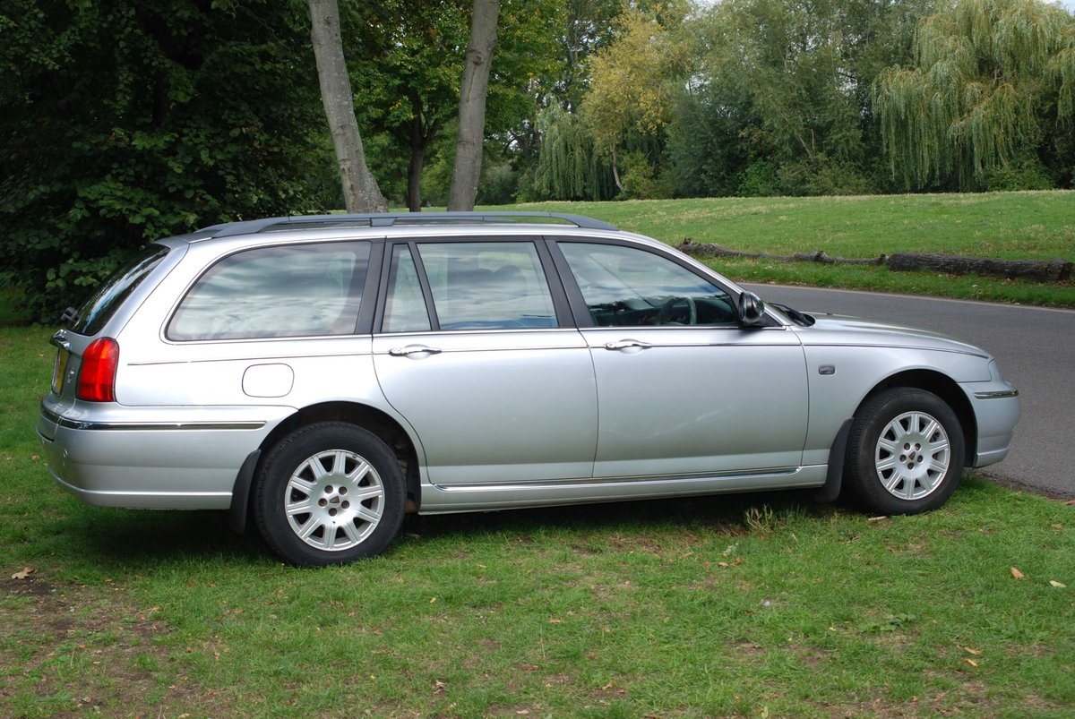2003 Rover 75 Tourer 2.0 CDTi Connoisseur For Sale (picture 3 of 6)