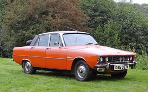 *REMAINS AVAILABLE* 1974 Rover P6 3500S