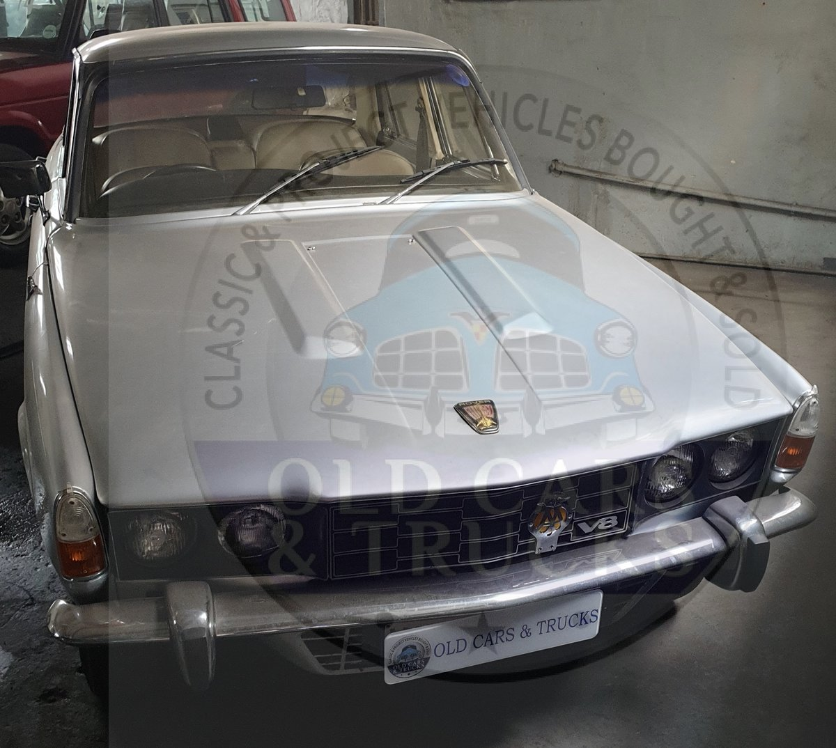 0000 Rover P6 3500 V8 For Sale (picture 1 of 6)