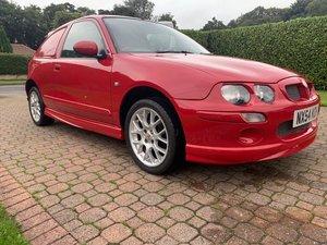 2004 **OCTOBER ENTRY**  Rover 25 Commerce Van