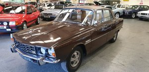 **OCTOBER ENTRY** 1972 Rover P6 3500S