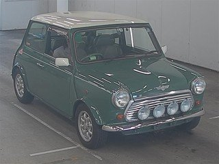 1997 ROVER MINI CLASSIC COOPER 35TH ANNIVERSARY MANUAL *  For Sale