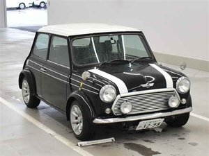 1998 ROVER MINI GENUINE INVESTABLE CLASSIC MINI COOPER SPORT For Sale