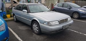 1996 Rover 800 Manual Fastback