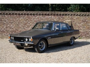 1975 Rover P6 3500 Very nice condition