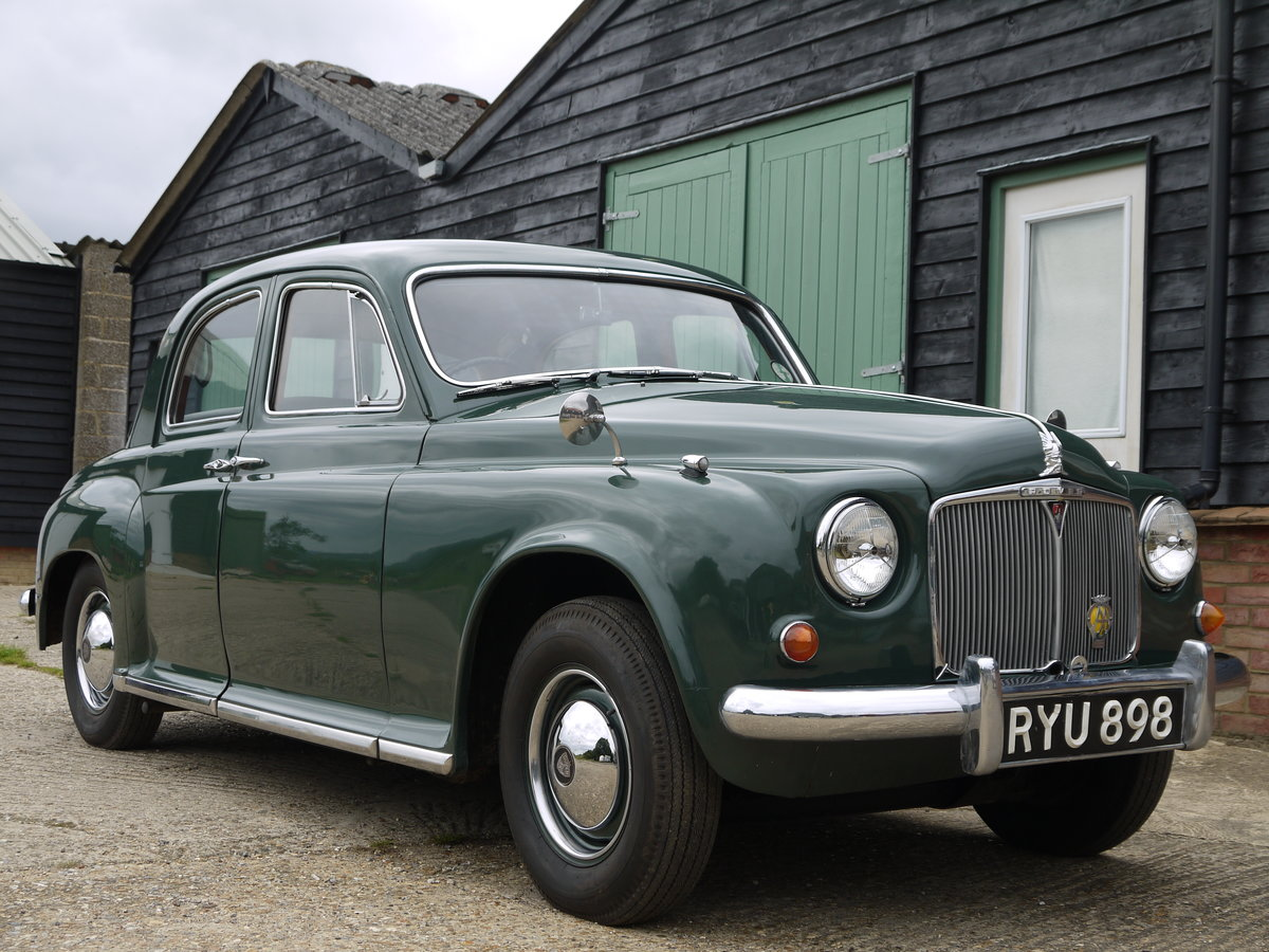 1955 ROVER P4 75 For Sale (picture 1 of 6)