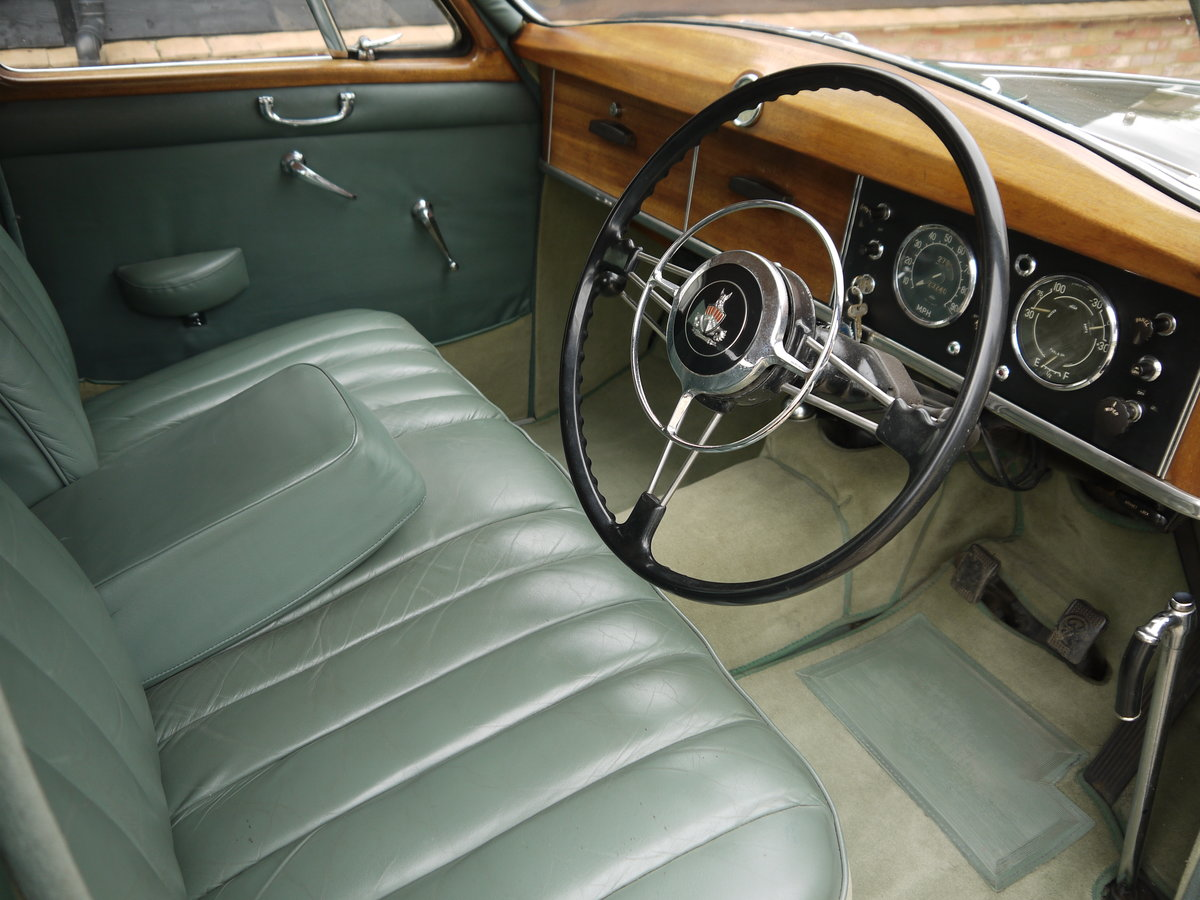 1955 ROVER P4 75 For Sale (picture 4 of 6)